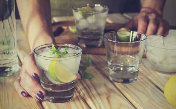 HCG and Alcohol