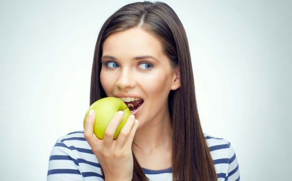 Apple day on HCG diet